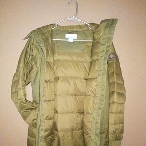 Columbia Women's Boundary Hybrid Jacket W M Nori